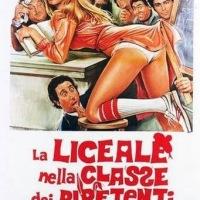 LA LICEALE NELLA CLASSE DEI RIPETENTI (1978)