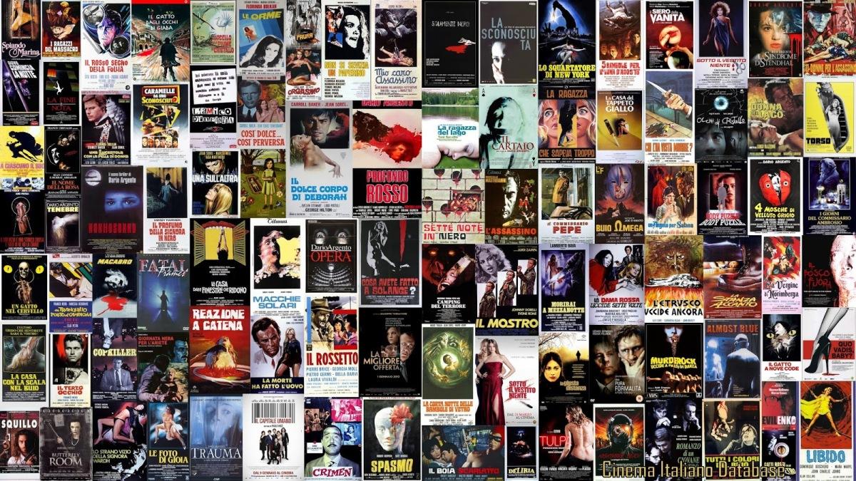I 100 MIGLIORI FILM GIALLI ITALIANI DAL 1960 AL 2015 - RISULTATI SONDAGGIO
