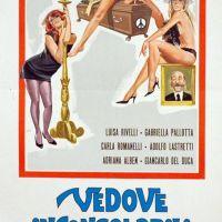 VEDOVE INCONSOLABILI IN CERCA DI DISTRAZIONI (1969) di Bruno Gaburro [Bruno Gaber] - recensione del film