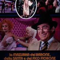 LA MAZURKA DEL BARONE, DELLA SANTA E DEL FICO FIORONE (1975) Pupi Avati - recensione del film