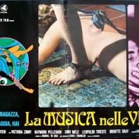 VIAGGIA, RAGAZZA, VIAGGIA: HAI LA MUSICA NELLE VENE (1973) di Pasquale Squitieri - recensione del film