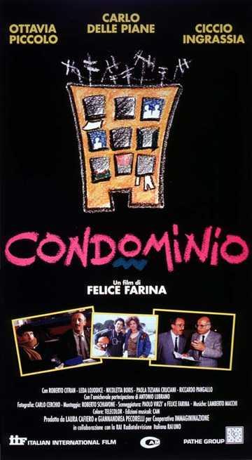 condominio locandina