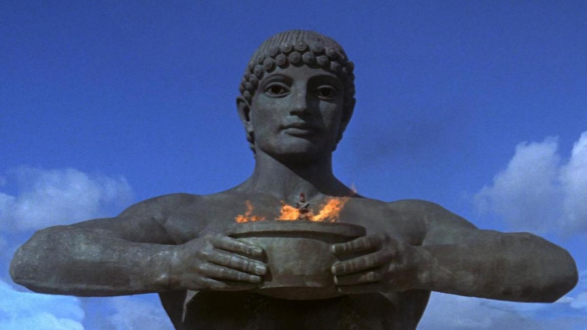 IL COLOSSO DI RODI (1961) di Sergio Leone - recensione del film