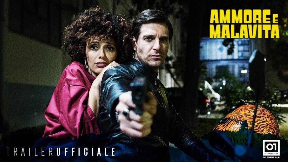 AMMORE E MALAVITA (2017) di Antonio e Marco Manetti - recensione del film