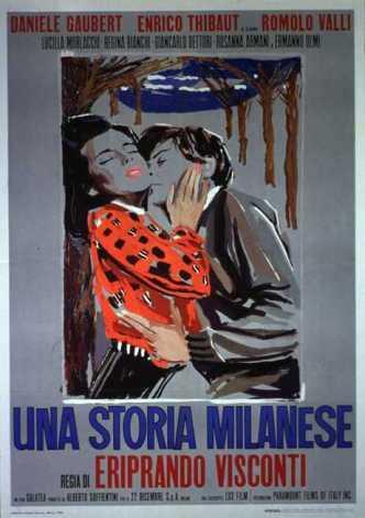 una storia milanese locandina