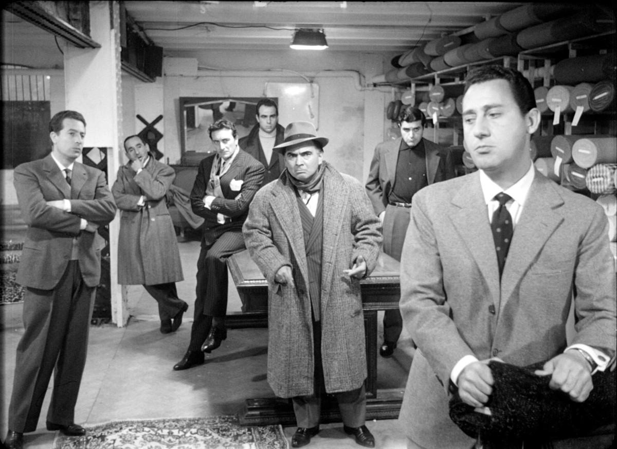 I MAGLIARI (1959) di Francesco Rosi - recensione del film