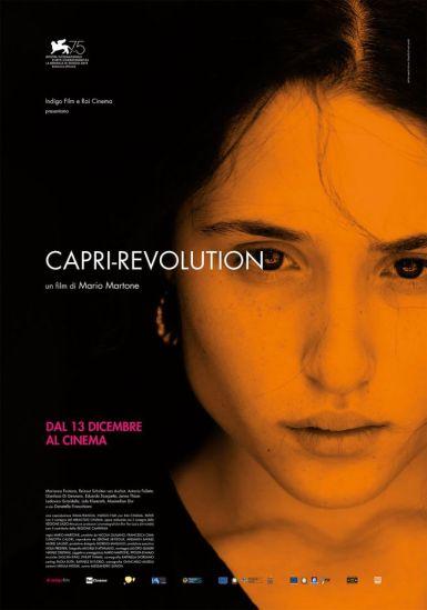 capri revolution locandina