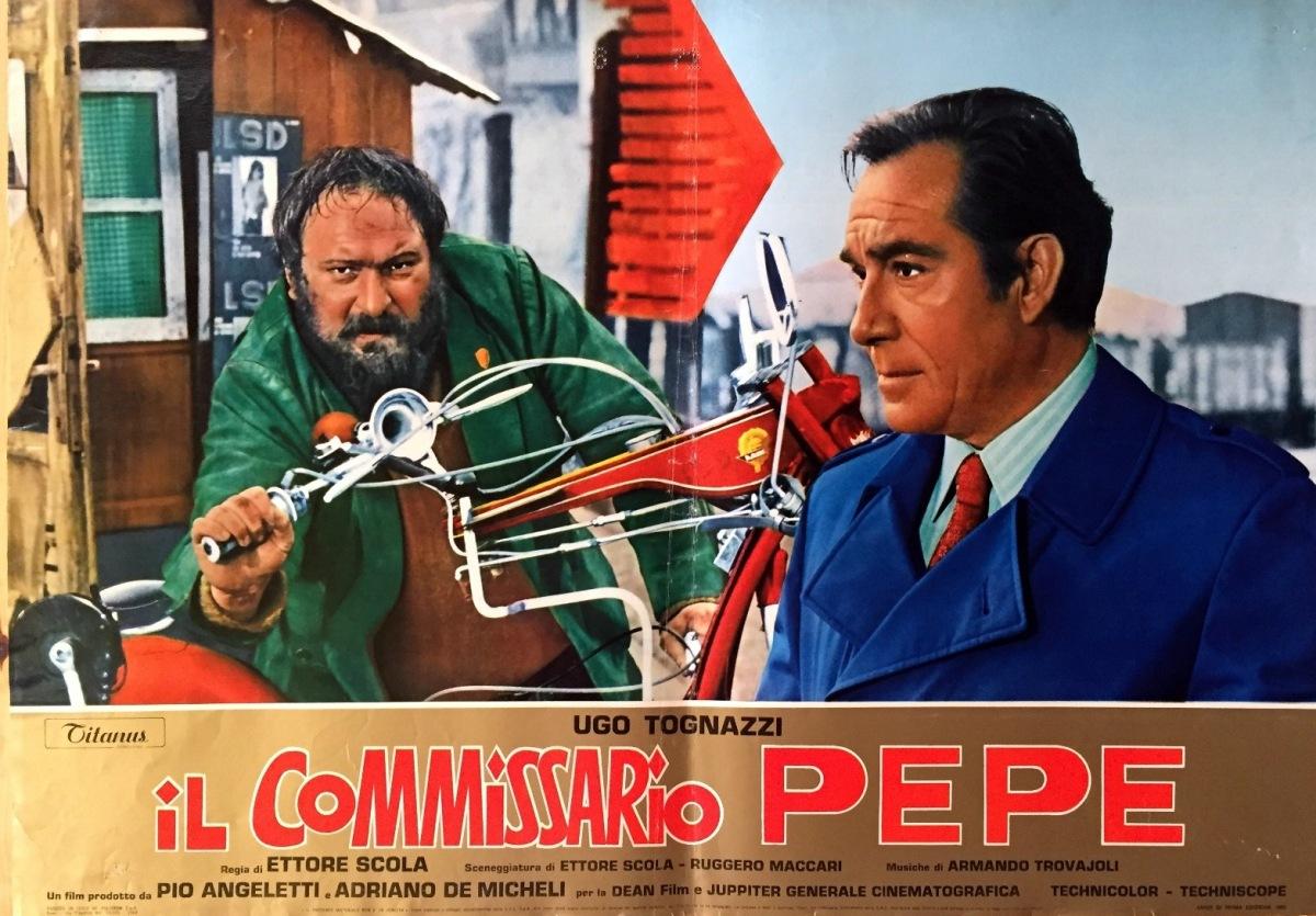 IL COMMISSARIO PEPE (1969) di Ettore Scola - recensione del film