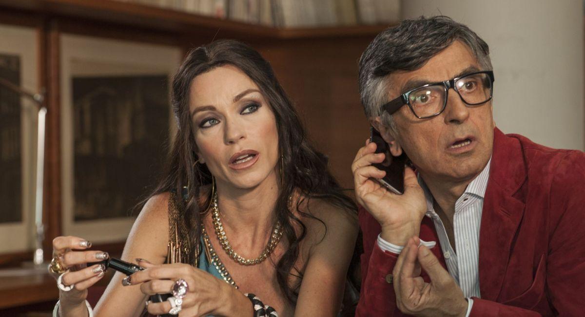 NON SI RUBA A CASA DEI LADRI (2016) di Carlo vanzina - recensione del film