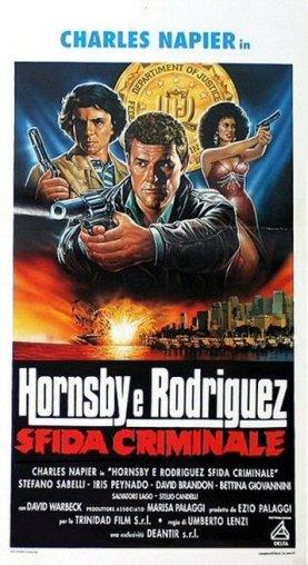 Hornsy e Rodriguez sfida criminale
