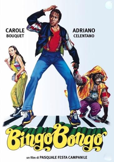 bingo bongo locandina