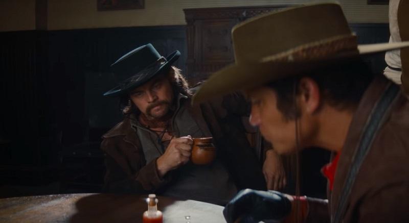 rick dalton western