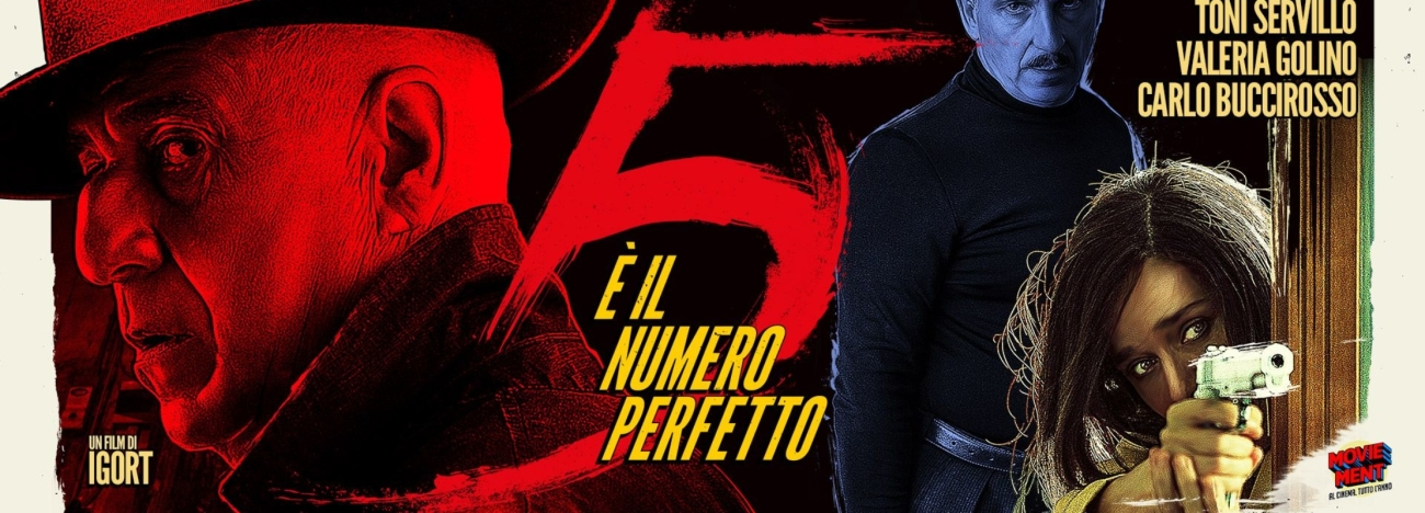 5 è il numero perfetto - fotobusta